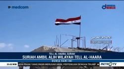 Suriah Rebut Wilayah Tell Al-Haara