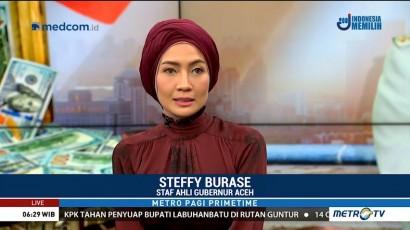 Apa Peran Steffy Burase dalam Kasus Gubernur Aceh? (1)