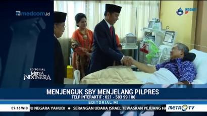 Menjenguk SBY Menjelang Pilpres