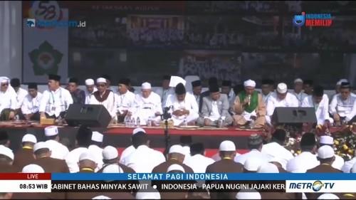 Ketua MUI Hadiri Doa dan Zikir Bersama di Kejagung