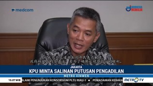 Parpol Tetap Calonkan Eks Koruptor, KPU Minta Salinan Putusan