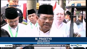 HM Prasetyo Harap ASN Kejaksaan Bekerja Lebih Baik