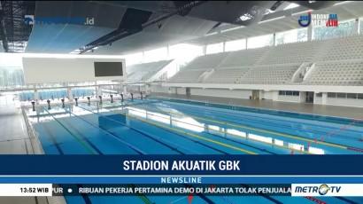 Teknologi Kelas Dunia Stadion Akuatik Gelora Bung Karno