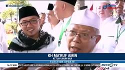 Ma'ruf Amin Siap Jadi Cawapres Jokowi