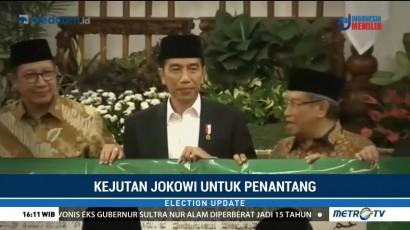 Oposisi Dorong Jokowi Umumkan Cawapres