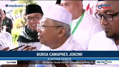 Demi Negara, Ma'ruf Amin Siap Dampingi Jokowi