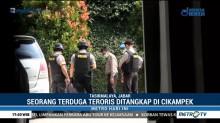 Densus 88 Geledah Tempat Usaha Terduga Teroris di Tasikmalaya