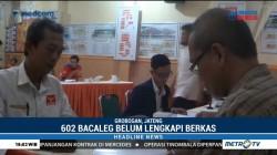 Berkas Pendaftaran 602 Bacaleg di Grobogan Belum Lengkap