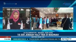 18 Ribu Calon Haji Indonesia Telah Tiba di Madinah