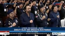 Surya Paloh Buka Pendidikan dan Latihan Komando Strategi Partai Nasdem