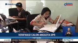 Besok, KPU akan Sampaikan Hasil Verifikasi Caleg ke Parpol