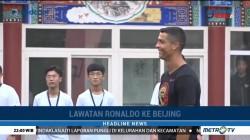 Lawatan Ronaldo di Beijing