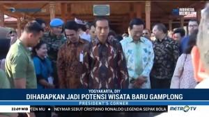 Perjalanan Jokowi di Lintas Jawa