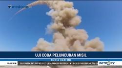 Rusia Uji Coba Misil Pertahanan