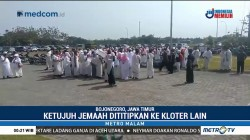 Tujuh JCH Asal Bojonegoro Dititipkan ke Kloter dari Luar Kabupaten Lain