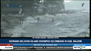 Cuaca Buruk Landa Perairan di Sulsel dan Sulbar