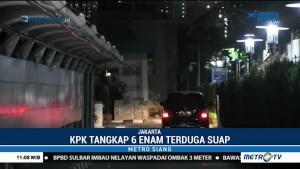 KPK Lakukan OTT di Lapas Sukamiskin, 6 Orang Diamankan