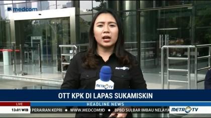 Tersangka Korupsi di Lapas Sukamiskin Menjalani Pemeriksaan di KPK