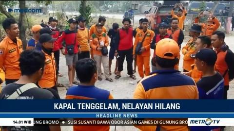 Tim SAR Masih Cari Satu Korban Perahu Tenggelam di Jember