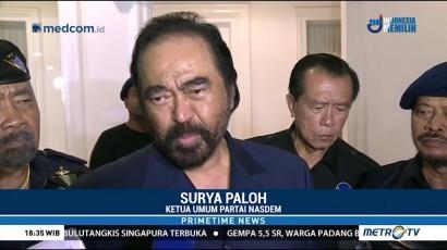 Tanggapan Surya Paloh Soal JK Jadi Pihak Terkait Gugatan Masa Jabatan Wapres