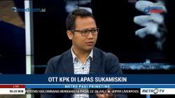 Beres-beres Korupsi di Lapas Sukamiskin