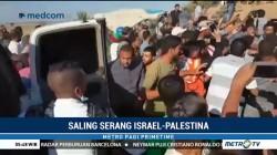 Empat Warga Palestina Tewas Akibat Serangan Israel