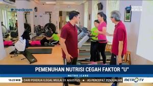 Pemenuhan Nutrisi Cegah Faktor