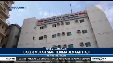 Daerah Kerja Mekkah Siap Terima Kedatangan Jemaah Calhaj