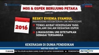 Daftar MOS dan Ospek Berujung Petaka