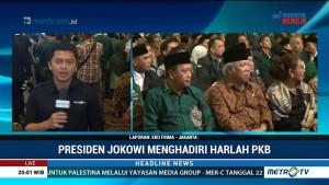 Jokowi Hadiri Harlah ke-20 PKB