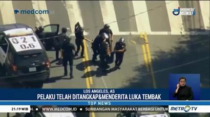 Seorang Wanita Tewas dalam Penembakan di Supermarket AS