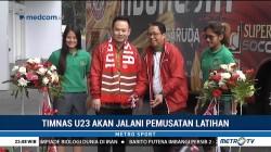 Timnas U-23 akan Jalani Pemusatan Latihan di Bali
