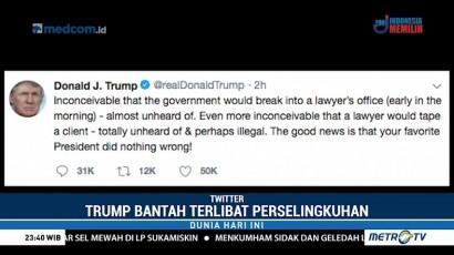Kasus Dugaan Perselingkuhan Donald Trump