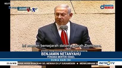UU Kebangsaan Resahkan Warga Arab Israel