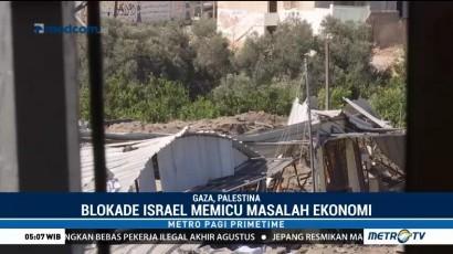Baku Tembak Israel-Hamas Mereda