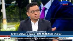 Jaring Bacaleg Wanprestasi (1)