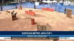 Polda Metro Jaya Jadi Tuan Rumah Kejuaraan Airsoft Gun