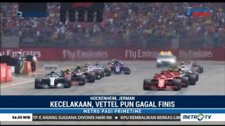 Hamilton Juara GP Jerman