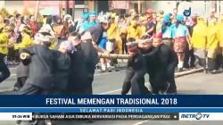 Festival Memengan Tradisional 2018