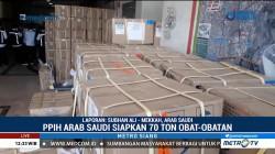 PPIH Arab Saudi Siapkan 70 Ton Obat-obatan untuk Jemaah