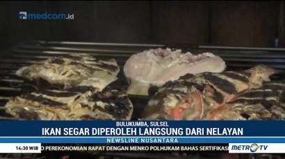 Kuliner Lezat Sepiring Ikan Palummara