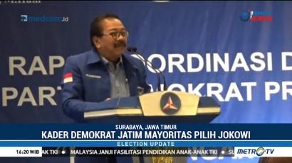 Demokrat Jatim Dukung Jokowi