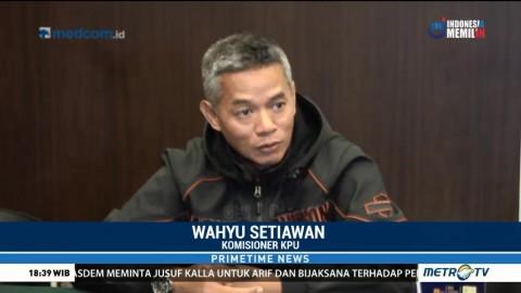 KPU Temukan 5 Bacaleg Mantan Napi Korupsi