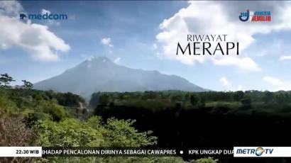 Riwayat Gunung Merapi (1)