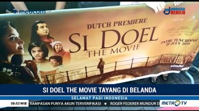 Si Doel The Movie Dapat Sambutan Meriah di Belanda