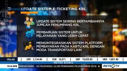 Dampak Sistem e-Ticketing KRL Diperbarui