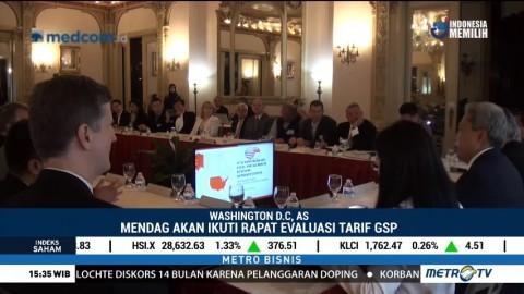 Indonesia Galang Dukungan Importir AS Terkait GSP