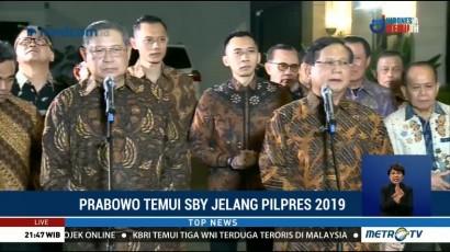 Prabowo: BUMN Baik Saat SBY Memimpin, Sekarang Kita Risau