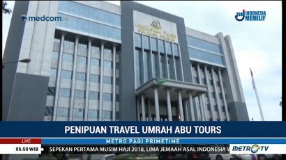 Kejati Sulsel Terus Rampungkan Berkas Tersangka Abu Tours
