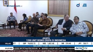 Polemik Minyak Sawit Indonesia-Uni Eropa Selesai